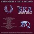 """川上つよしと彼のムードメイカーズ FRED PERRY × JUSTA RECORD """"MY SKA GENERATION"""""""