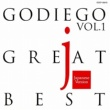 GODIEGO GODIEGO GREAT BEST VOL.1 -Japanese Version-