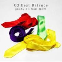 Pentaphonic 03.Best Balance (pro.by K's from 魂音泉)