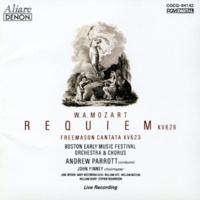 アンドルー・パロット/ボストン・アーリー・ミュージック・フェスティヴァル管弦楽団・合唱団 レクイエム KV626 V-サンクトゥス(聖なるかな)(Adagio - Allegro)
