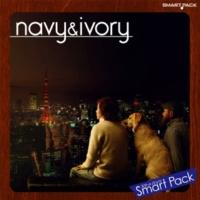 navy&ivory 指輪(2009バージョン)