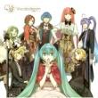 黒うさP EXIT TUNES PRESENTS Vocalodream(ボカロドリーム)feat.初音ミク   ジャケットイラスト:左