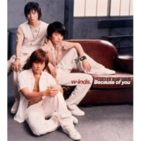 w-inds. Because of you-Instrumental-