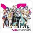 黒うさP EXIT TUNES PRESENTS Vocalocluster (ボカロクラスタ)feat. 初音ミク ジャケットイラスト:かんざきひろ