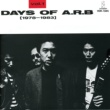 A.R.B. DAYS OF ARB vol.1(1978-1983)