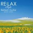 "Benedetti & Svoboda RE:LAX style Refresh Guitar ""Spanish Garden"""