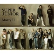 SUPER JUNIOR Marry U/SUPER JUNIOR