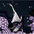 Kagrra, 月に斑雲 紫陽花に雨