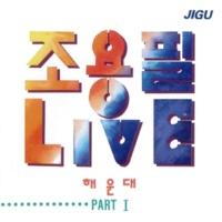 チョー・ヨンピル プロローグ(チョー・ヨンピル LIVE PARTI~海雲台~) 韓国語Ver. ライブ