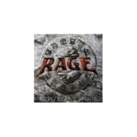 RAGE CARVED IN STONE