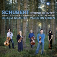 "Belcea Quartet String Quartet No. 14 in D minor, D810 ""Death and the Maiden"": Scherzo (allegro molto)"