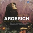 Martha Argerich Music for Two Pianos