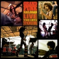 Grand Funk Railroad Paranoid (Live at the Cobo Hall in Detroit)