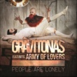 Gravitonas/Army Of Lovers People Are Lonely (feat.Army Of Lovers) [Adrian Bood Remix]