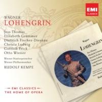 """Jess Thomas/Gottlob Frick/Wiener Philharmoniker/Rudolf Kempe Lohengrin, WWV 75, Act 3 Scene 3: """"O bleib! O zieh uns nicht von dannen!"""" (König, Lohengrin, Elsa, Edlen, Männer, Frauen)"""