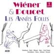 Wiener et Doucet Les Années folles
