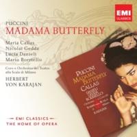 "Lucia Danieli/Nicolai Gedda/Mario Borriello/Orchestra del Teatro alla Scala, Milano/Herbert von Karajan Madama Butterfly, Act 2 Scene 2: ""Povera Butterfly!"" (Suzuki, Butterfly, Pinkerton, Sharpless)"