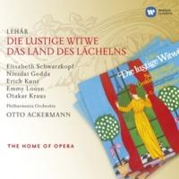 """Nicolai Gedda/Philharmonia Orchestra/Otto Ackermann Das Land des Lächelns, Act 1: No. 5, Lied, """"Von Apfelblüten einen Kranz"""" (Sou-Chong)"""