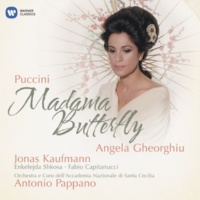 """Angela Gheorghiu/Enkelejda Shkosa/Orchestra dell' Accademia Nazionale di Santa Cecilia, Roma/Antonio Pappano Madama Butterfly, Act 2 Scene 2: """"Come una mosca prigioniera"""" (Suzuki, Butterfly)"""