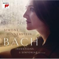 Simone Dinnerstein シンフォニア 第11番 ト短調 BWV 797