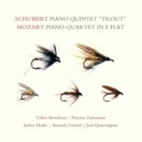 Pinchas Zukerman; Yefim Bronfman ピアノ五重奏曲イ長調 D.667 「ます」 第1楽章 アレグロ・ヴィヴァーチェ