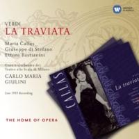 """Maria Callas/Orchestra del Teatro alla Scala, Milano/Carlo Maria Giulini La traviata, Act 1 Scene 5: No. 3b, Finale, """"Follie! Follie! Delirio vano è questo!"""" (Violetta)"""
