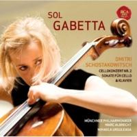 Sol Gabetta チェロ・ソナタ ニ短調Op.40  II Allegro