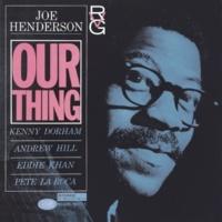 Joe Henderson Back Road (2000 Digital Remaster) (The Rudy Van Gelder Edition)
