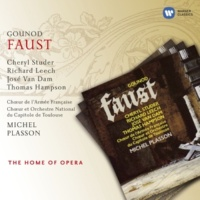 """Michel Plasson - Martine Mahe - Orchestre Du Capitole De Toulouse - Cheryl Studer Faust, CG 4, Act 4 Scene 2: No. 20, Récitatif et Romance, (a) """"Marguerite! Siebel!"""" (Siebel, Marguerite)"""