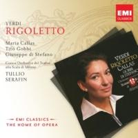Tito Gobbi/Renato Ercolani/Coro del Teatro alla Scala, Milano/Orchestra del Teatro alla Scala, Milano/Tullio Serafin Rigoletto, Act I, Scene 1: In testa che avete (Rigoletto/Borsa/Coro)
