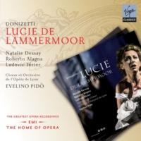 """Evelino Pidò Lucie de Lammermoor, Act 3 Scene 6: No. 14, Scène et Air, """"Elle s'avance, hélas, pauvre victime"""" (Raymond, Lucie)"""