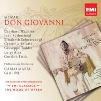 """Graziella Sciutti/Piero Cappuccilli/Philharmonia Orchestra/Carlo Maria Giulini Don Giovanni, K. 527, Act 1 Scene 16: Recitativo, """"Masetto, senti un po'!"""" (Zerlina, Masetto)"""