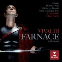 """Diego Fasolis Farnace, RV 711, Act 1 Scene 7: Recitativo, """"A' nostri danni armata"""" (Selinda, Gilade, Aquilio)"""