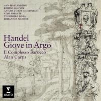 Alan Curtis Giove in Argo, HWV A14, Atto terzo: Aria: Al gaudio, al riso, al canto (Iside)