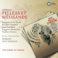 """José Van Dam/Frederica von Stade/Berliner Philharmoniker/Herbert von Karajan Pelléas et Mélisande, L. 88, Act 2 Scene 2: """"Il est vrai que ce château est très vieux et très sombre"""" (Golaud, Mélisande)"""