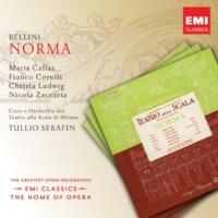 Maria Callas/Christa Ludwig/Franco Corelli/Coro del Teatro alla Scala, Milano/Orchestra del Teatro alla Scala, Milano/Tullio Serafin Norma (1997 Remastered Version), ACT 1, Scene 2: Vanne, sì: mi lascia, indegno (Norma/Adalgisa/Pollione/Coro)