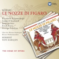 Erich Kunz/Irmgard Seefried/George London/Elisabeth Schwarzkopf/Wiener Philharmoniker/Herbert von Karajan Le Nozze di Figaro, '(The) Marriage of Figaro', Act II: Signore! Cos'è quel stupore? (Susanna/Conte/Contessa/Figaro)