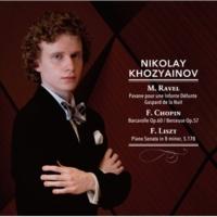ニコライ・ホジャイノフ リスト:グランディオーソ - レチタティーヴォ -