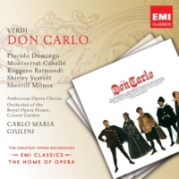 Orchestra of the Royal Opera House, Covent Garden/Carlo Maria Giulini Don Carlo (1886 Modena Five-Act Version), Act 4 Scene 1: No. 14, Introduzione (Andante sostenuto)