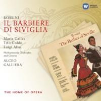 Alceo Galliera/Philharmonia Orchestra and Chorus/Fritz Ollendorff/Nicola Zaccaria Il Barbiere di Siviglia, Act I, Scene Two: Recitativo: Ah! Barbiere d'inferno (Bartolo/Basilio)