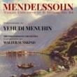 Yehudi Menuhin Violin Concerto in E Minor, Op. 64: II. Andante