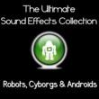 Dr. Sound Effects Ultimate Sound Effects Collection - Robots, Cyborgs & Androids