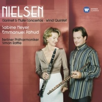 Sabine Meyer/Sir Simon Rattle/Berliner Philharmoniker Clarinet Concerto: Poco adagio