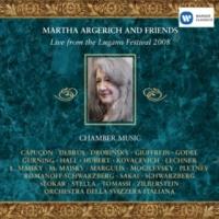 Martha Argerich Concertino: II. Più mosso (Live)