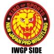 """新日本プロレスリング(NJPW) 新日本プロレスリング """"IWGP SIDE"""""""
