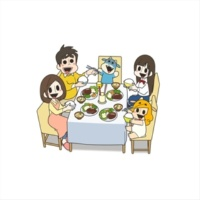 ゼウシくん(CV:花澤香菜)/三伊戸ミカ(CV:内田真礼) にっくにくの にっこにこ!