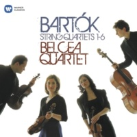 Belcea Quartet String Quartet No. 4, Sz.91: I. Allegro