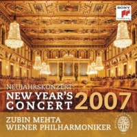 Zubin Mehta (Conductor) Wiener Philharmoniker ワルツ「美しく青きドナウ」 作品314