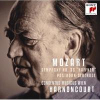 Nikolaus Harnoncourt 交響曲第35番ニ長調K.385「ハフナー」第4楽章
