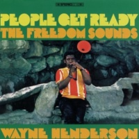 The Freedom Sounds Featuring Wayne Henderson Orbital Velocity